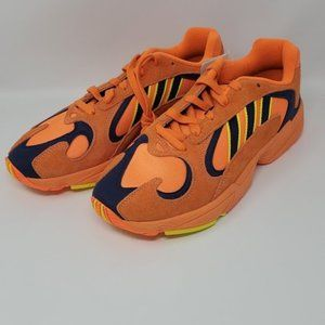 Adidas Yung-1 Dragon Ball Z Hi-Res Orange DBZ Goku